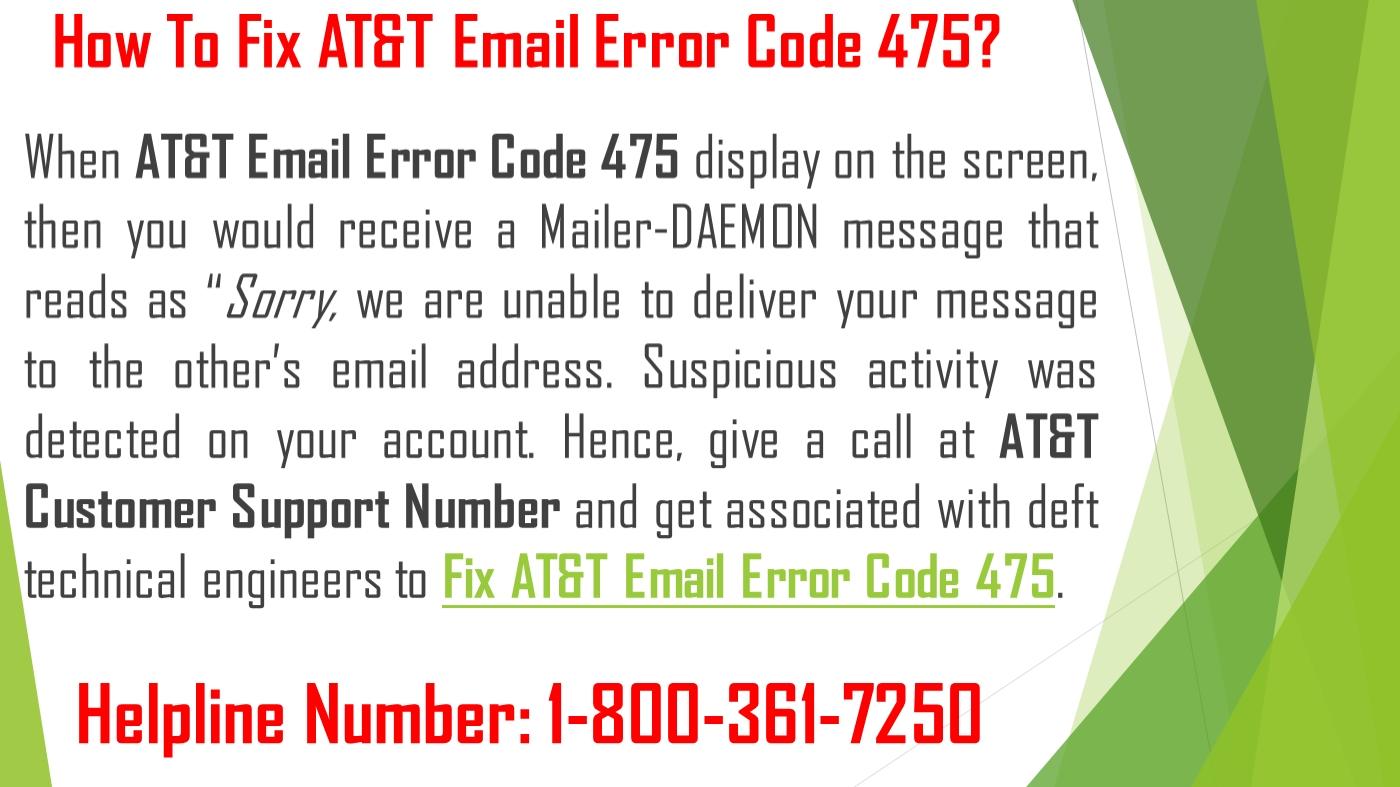 Error code 475 suspicious activity was detected on your account