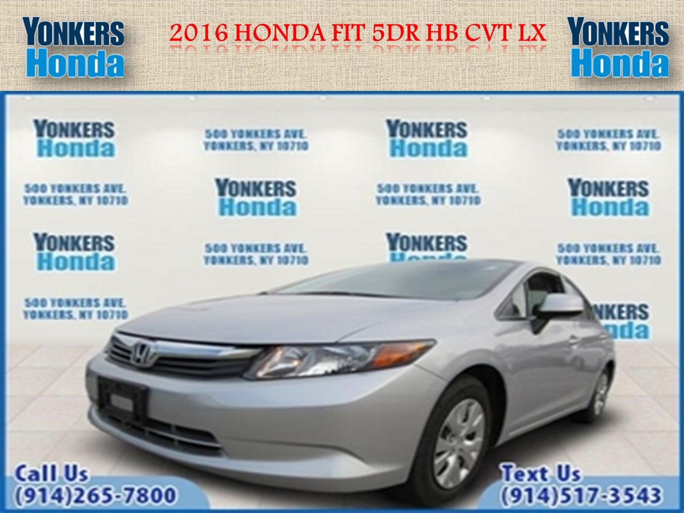 Yonkers Honda Service >> Honda Car Dealership At Yonkers Honda Powerpoint