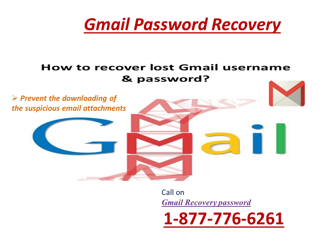 Get answer of weak Gmail security Dial 1-877-776-6261 Gmail